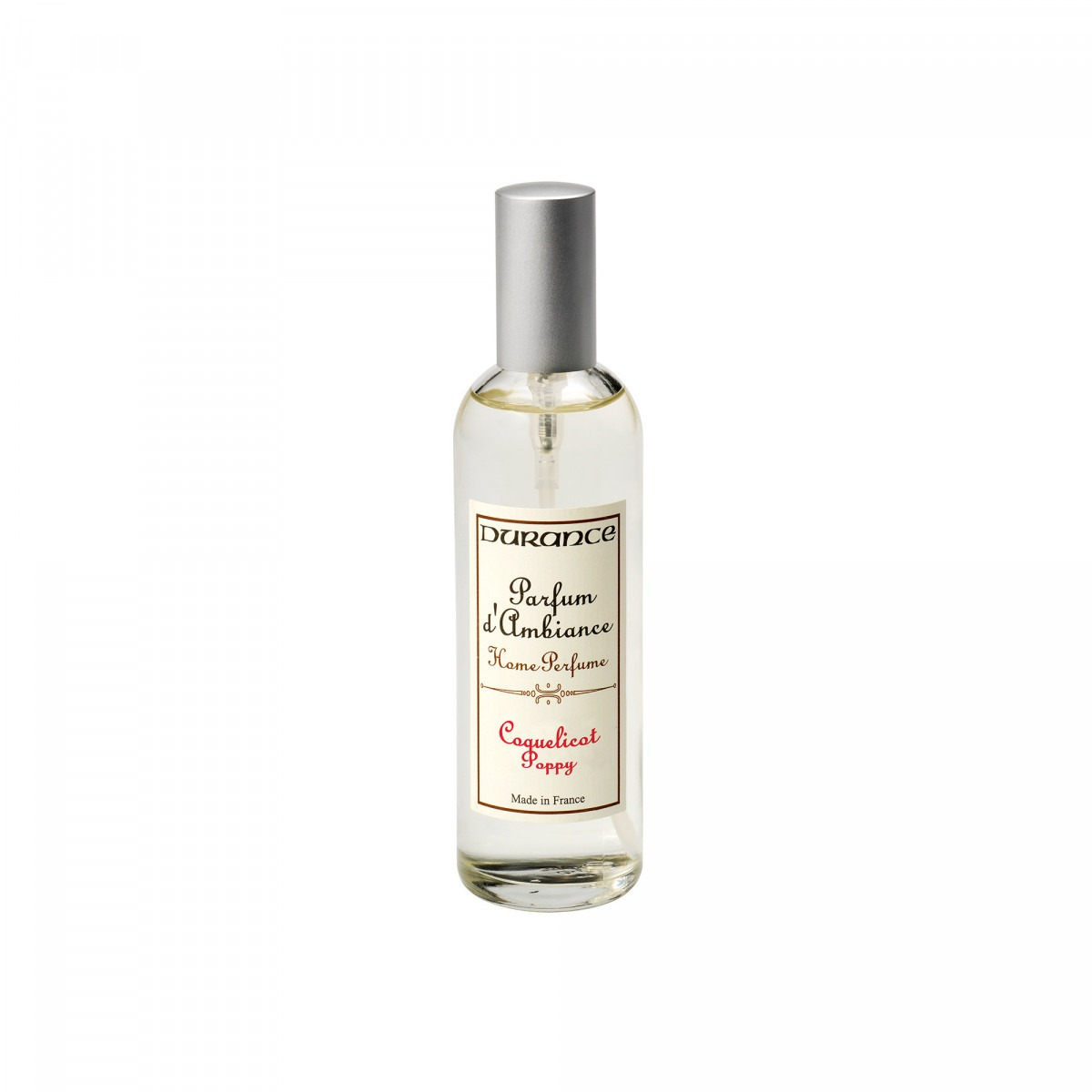 Durance Poppy Room Spray 100ml