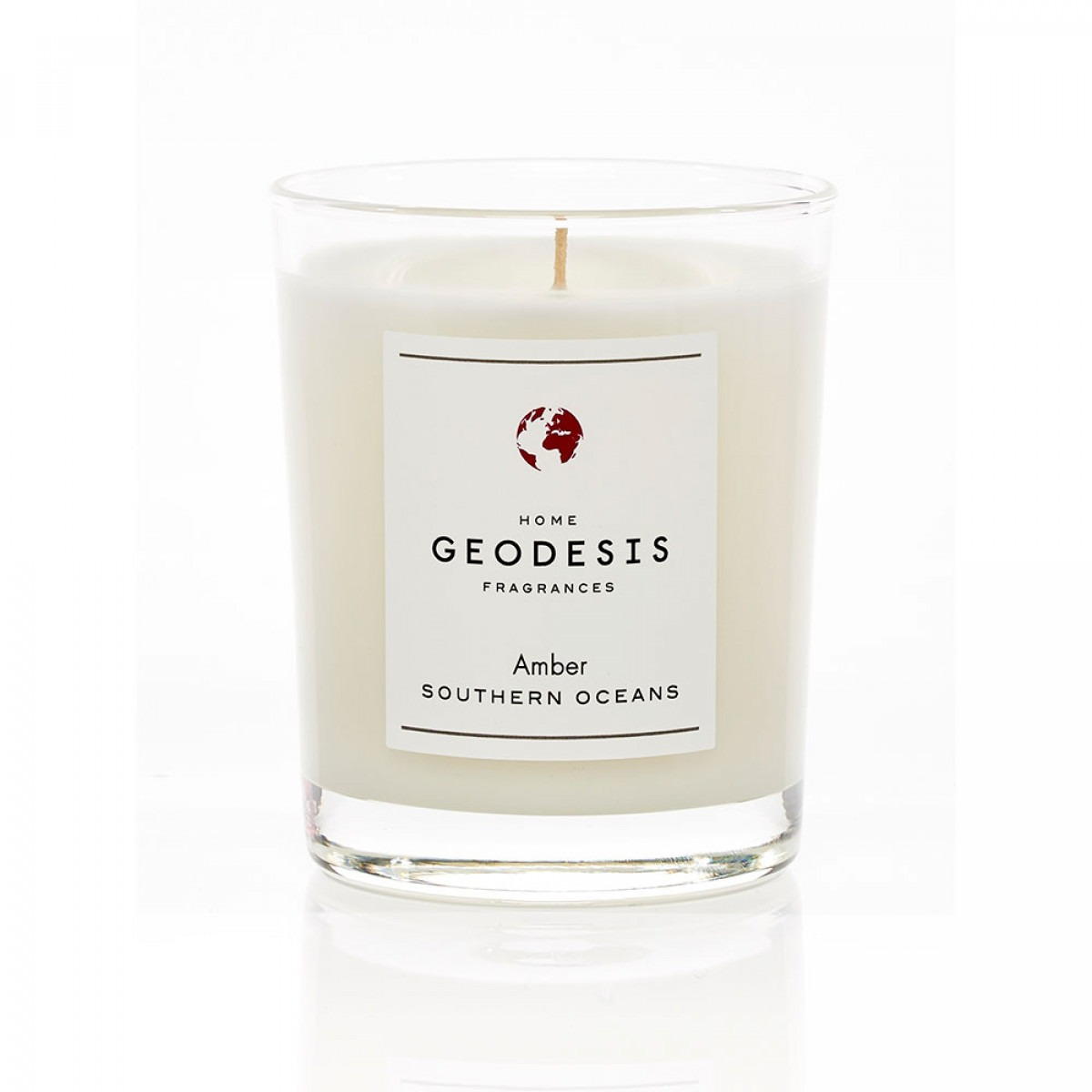 Geodesis Amber Scented Candle 180g