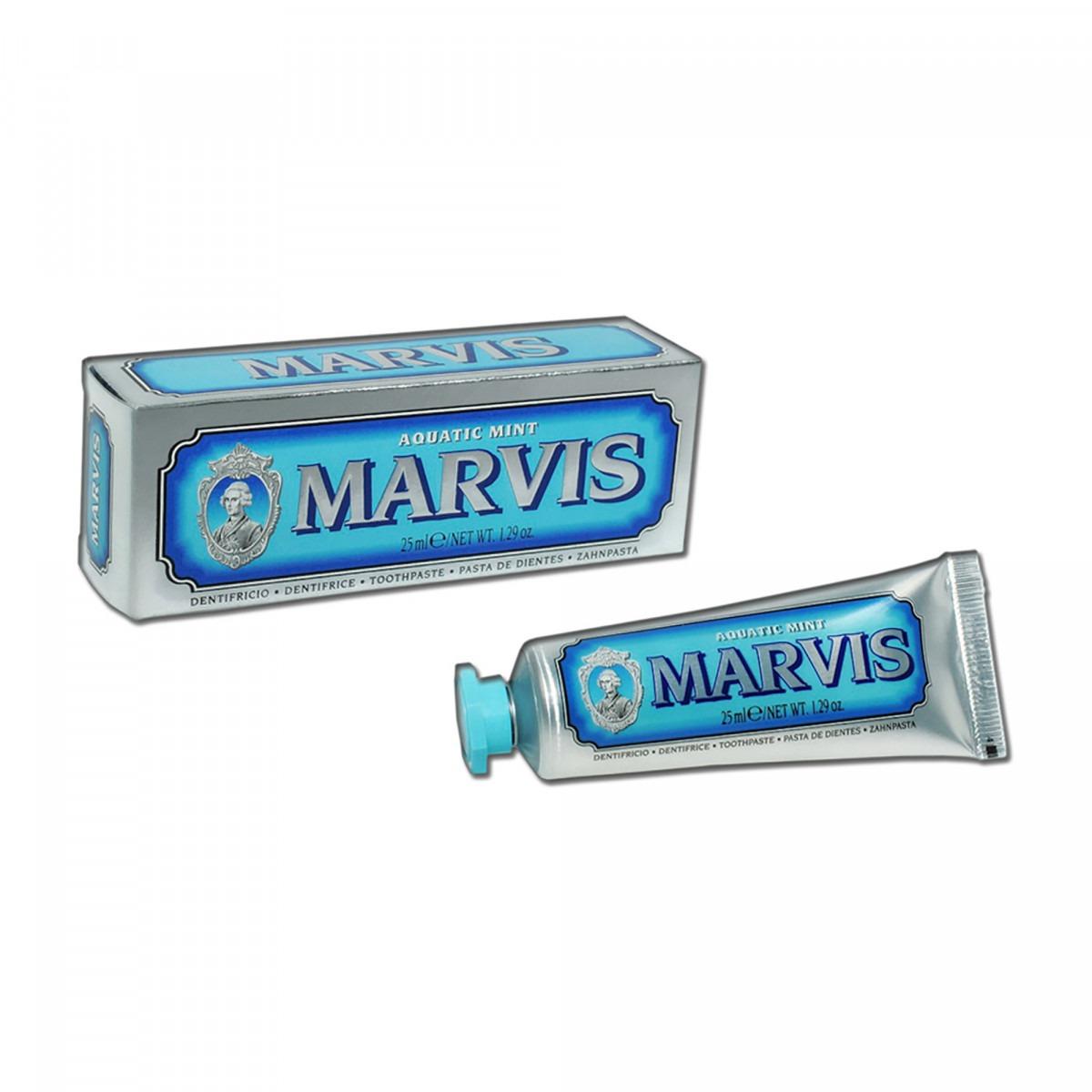 Marvis toothpaste aquatic mint 25 ml
