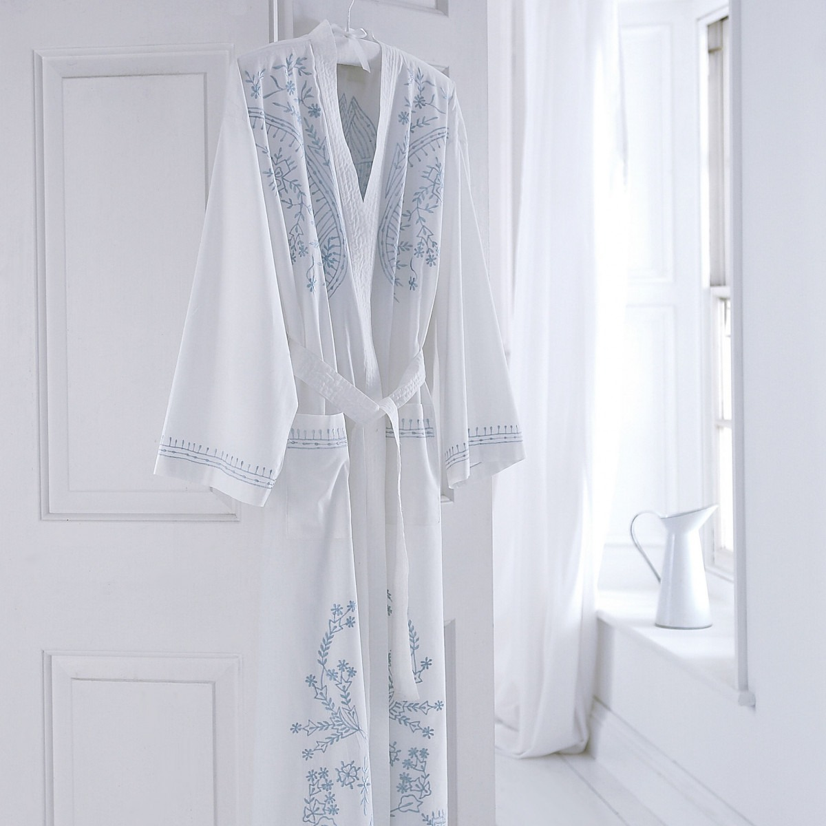 Anna Cotton Robe