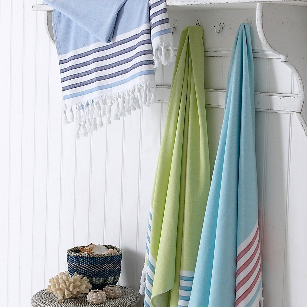Colourful Haman Towels