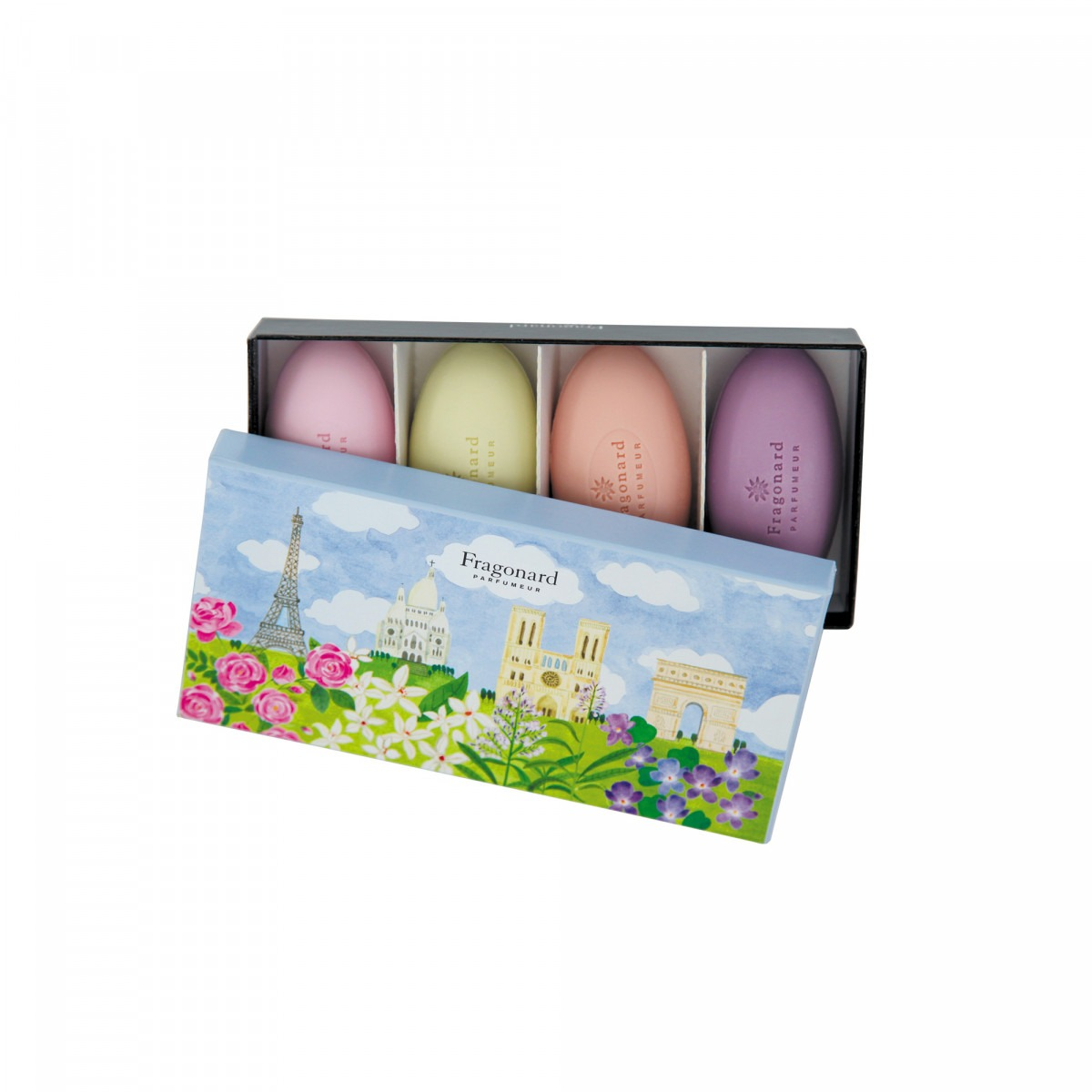 Fragonard guest soap box Paris
