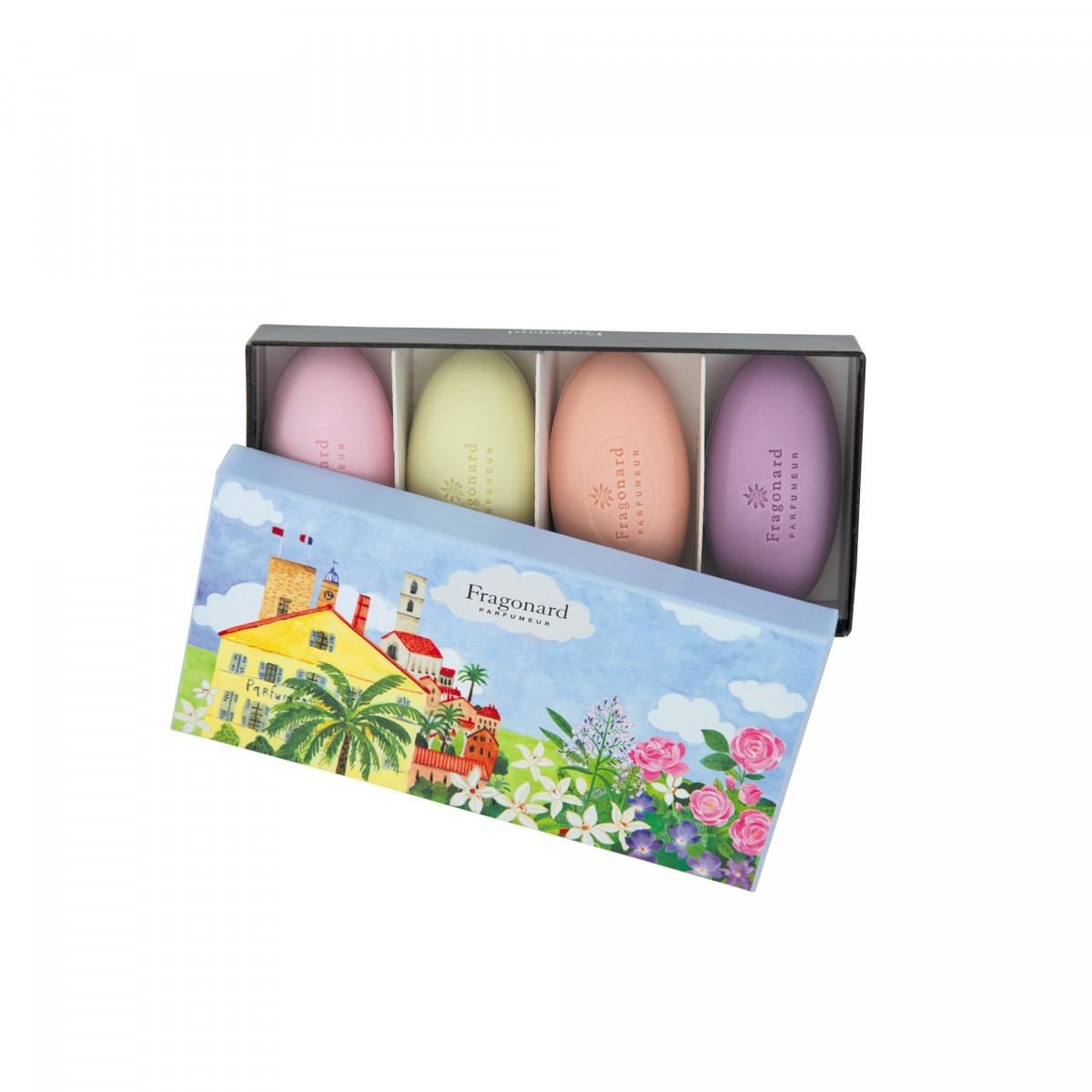 Fragonard guest soap box Riviera