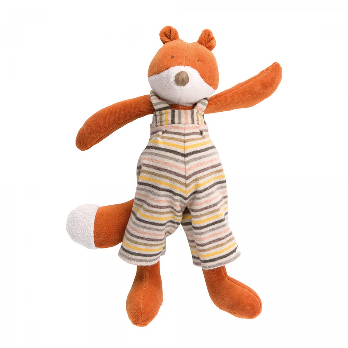 Moulin Roty petit famille Gaspard the fox soft toy