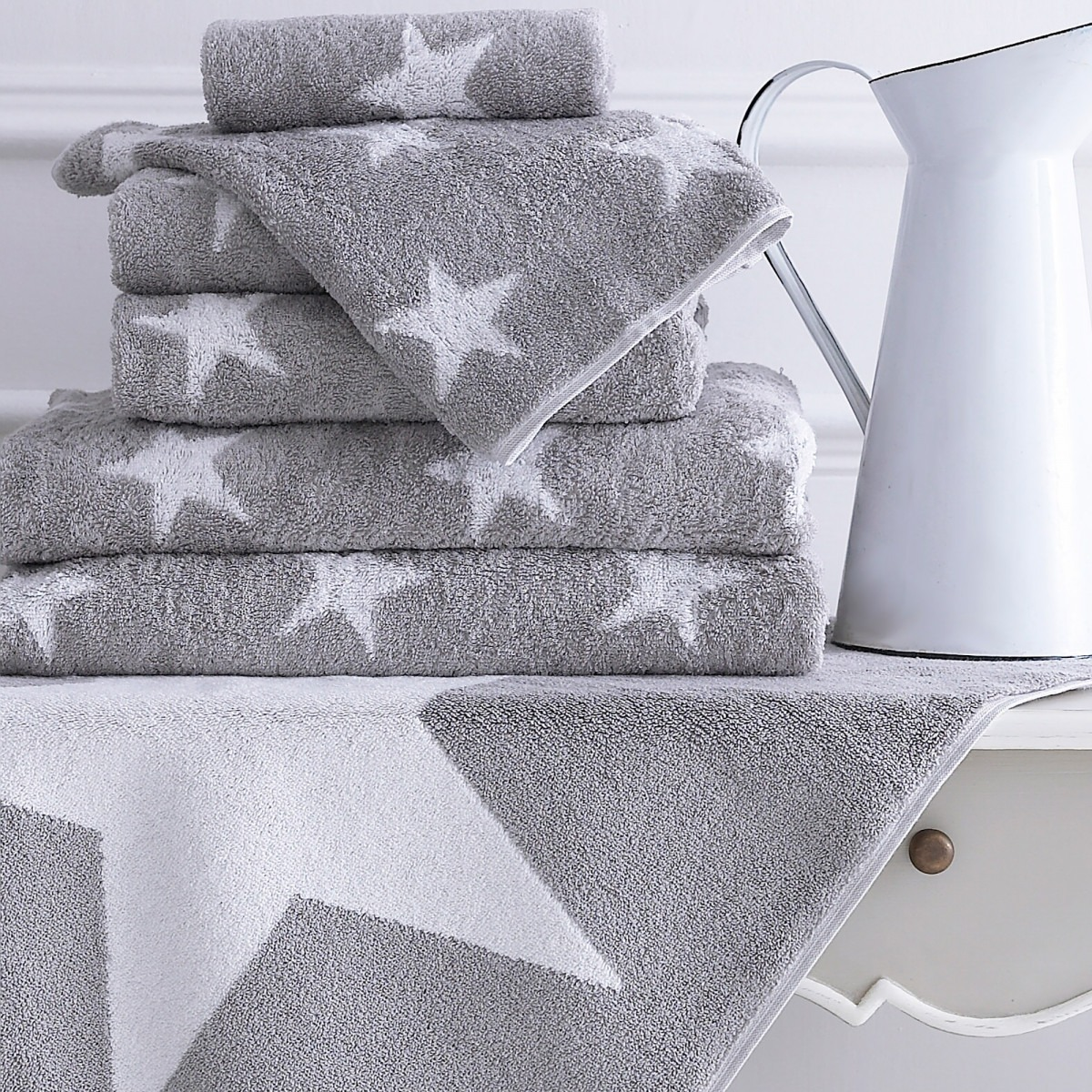 Summer Star Towels