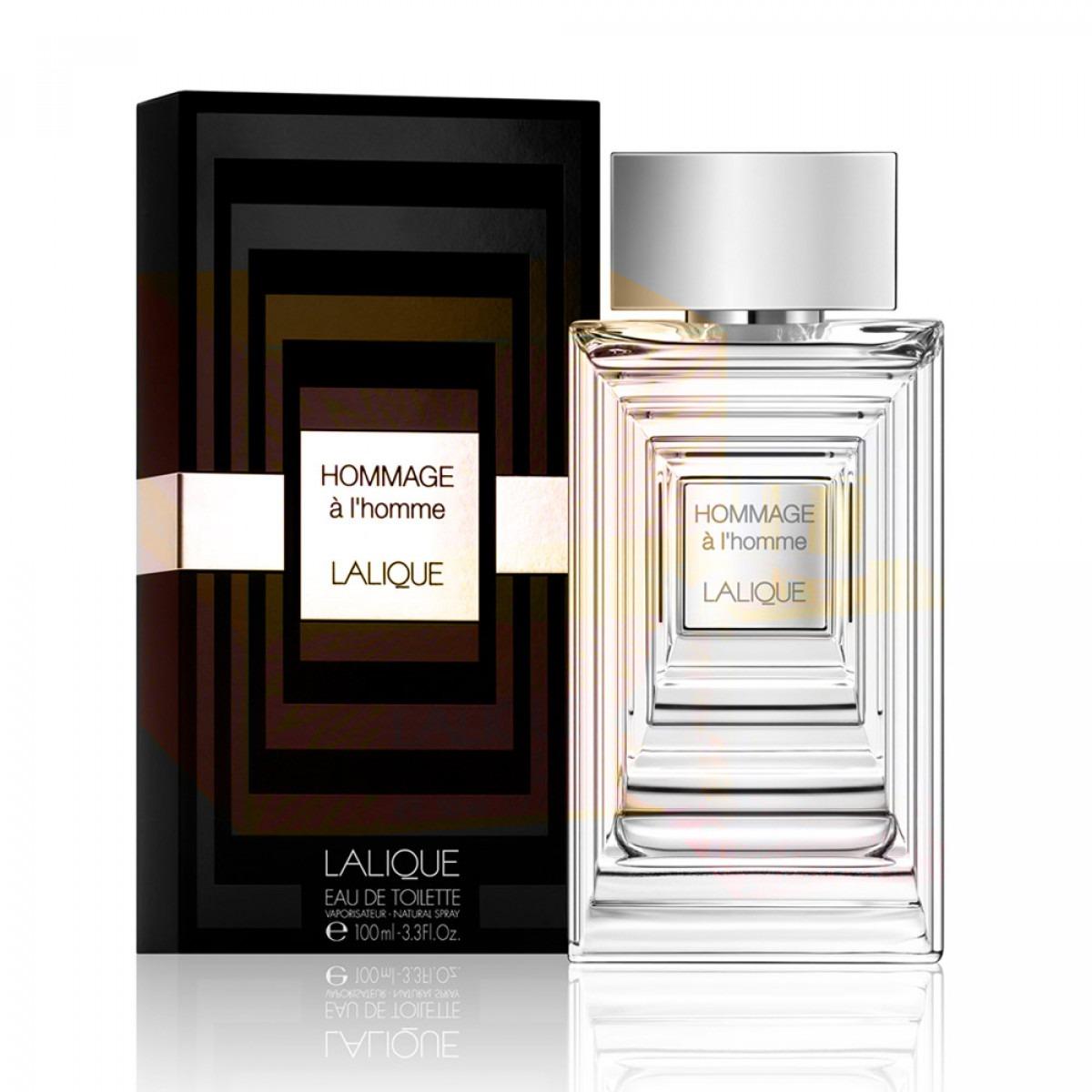 Lalique Hommage a l'Homme 100ml