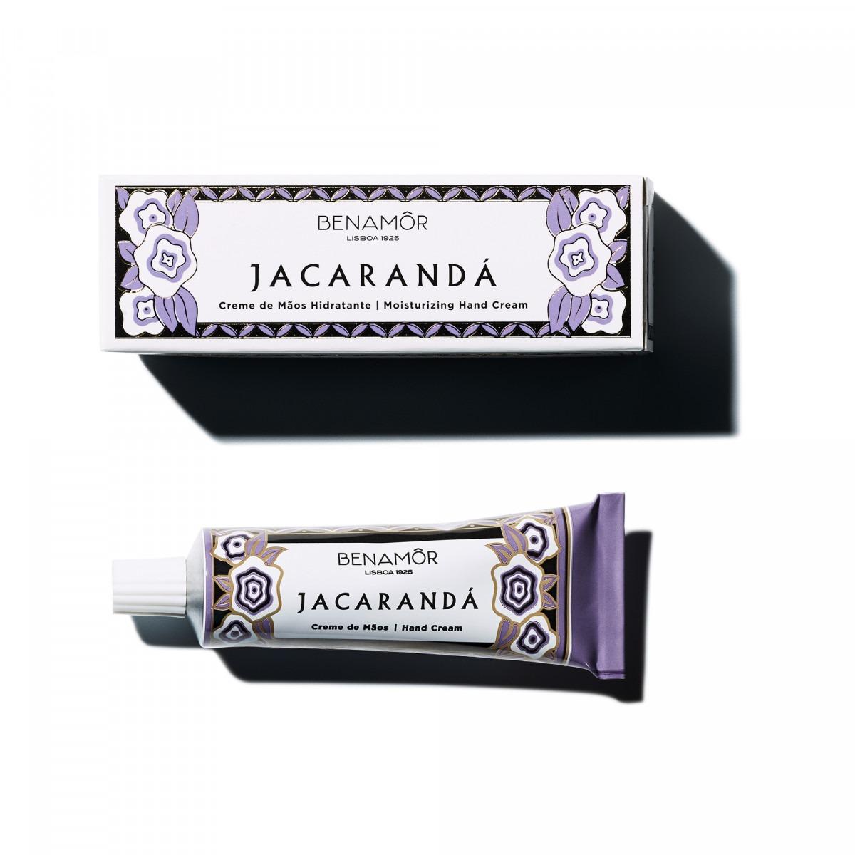 Benamor Jacaranda Protective Hand Cream 30ml