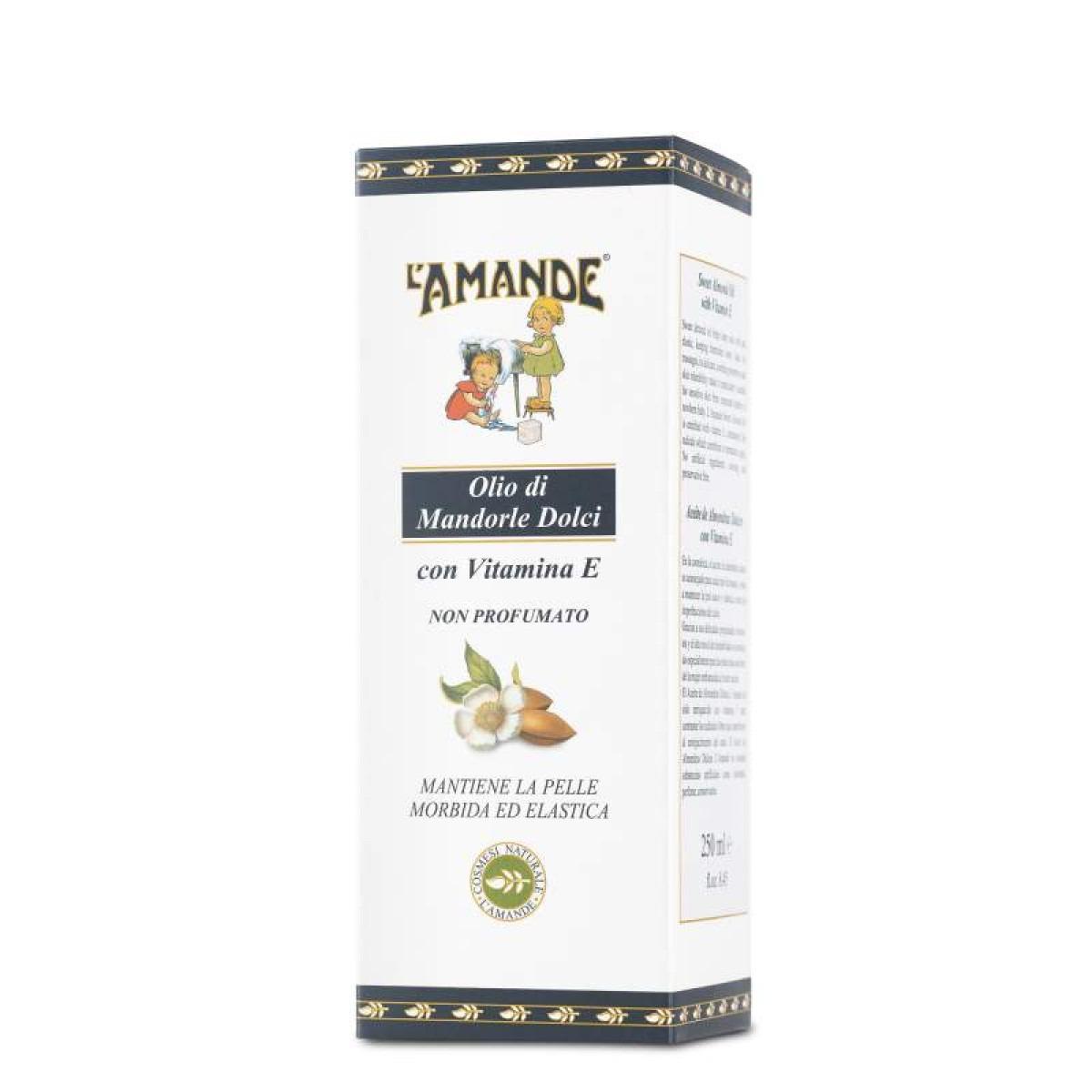 L'Amande Sweet Almond Oil 250ml