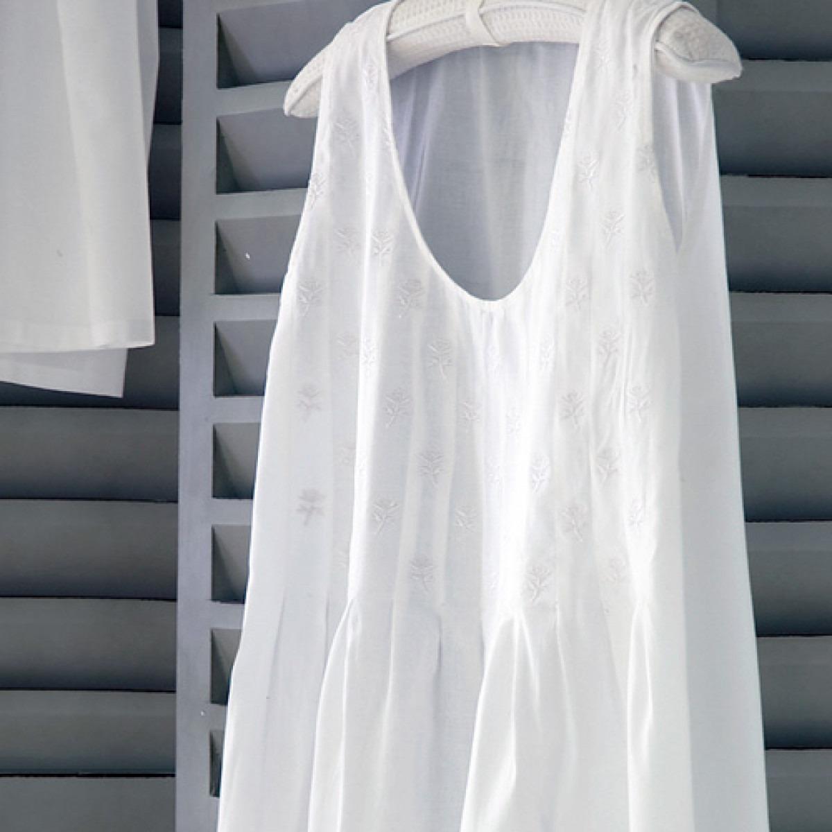 Lizzie cotton nightdress