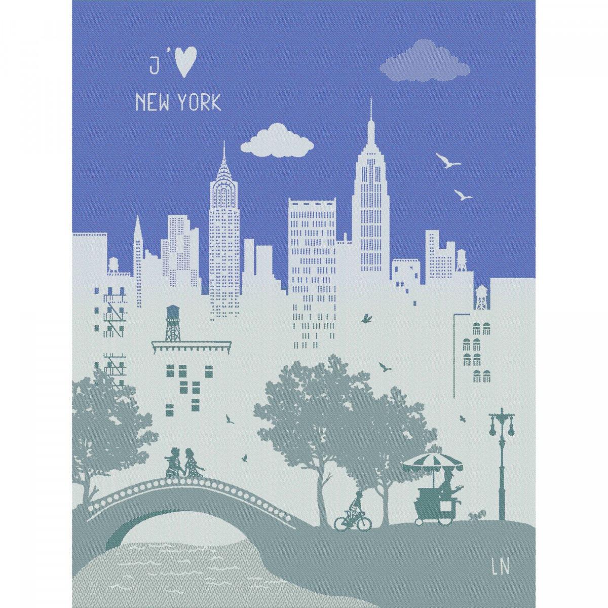 Moutet Tea Towel New York