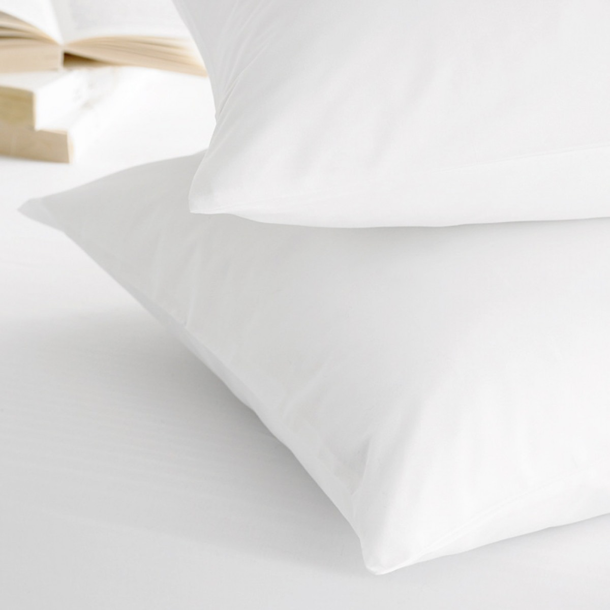 Classic Egyptian Cotton Percale Bed Linen