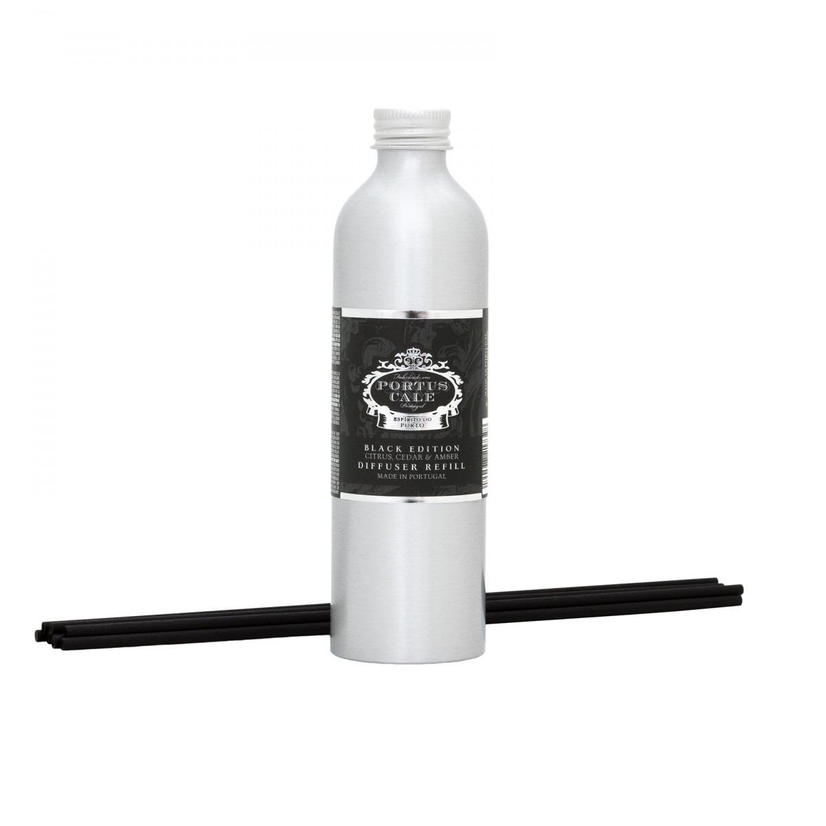 Portus Cale Black Edition Diffuser Refill 250ml