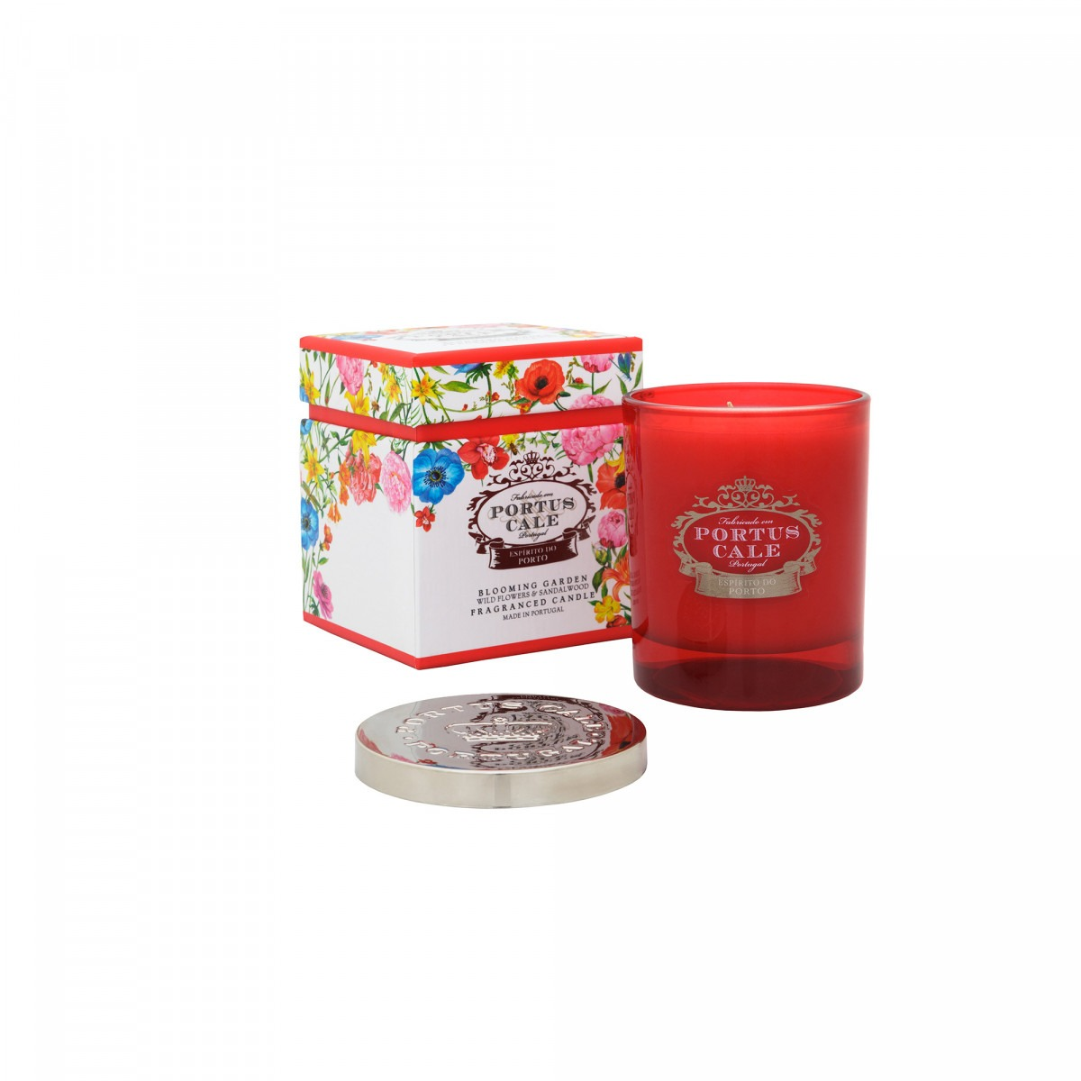 Portus Cale Blooming Garden Candle 225g