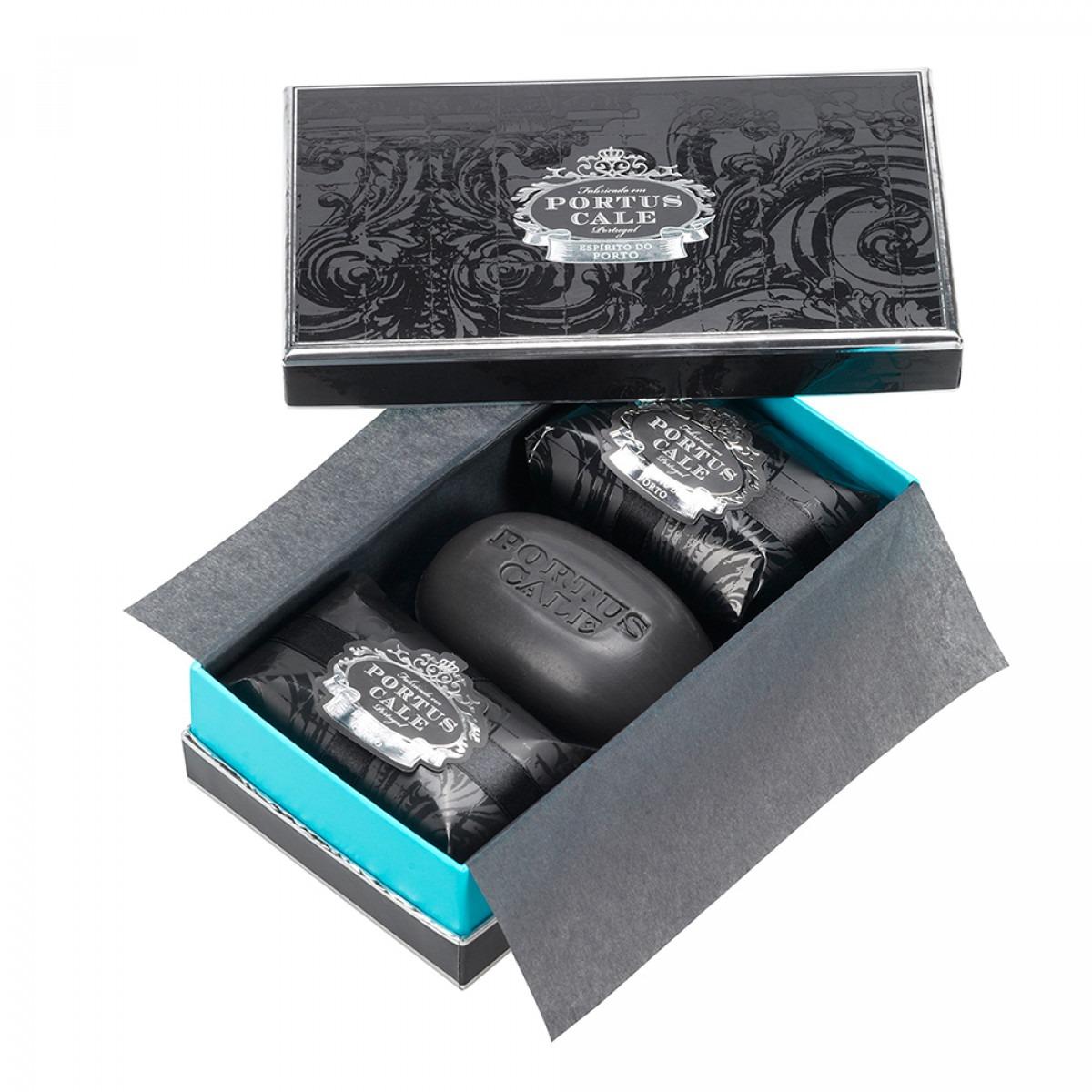 Portus Cale Back Edition Set of 3 Soaps