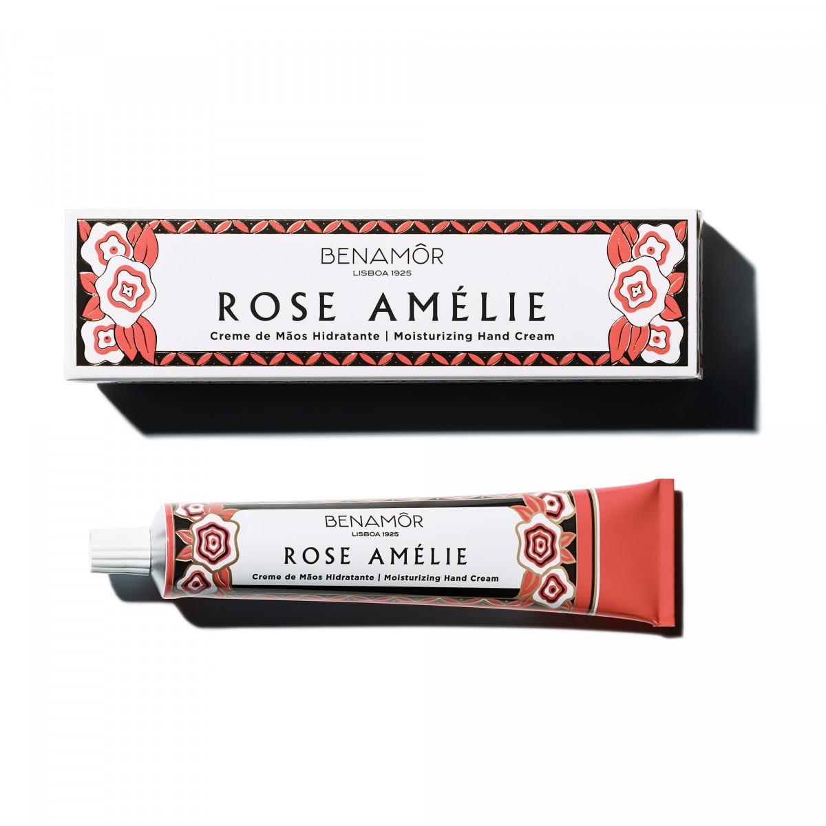Benamor Rose Amelie Protective Hand Cream 50ml