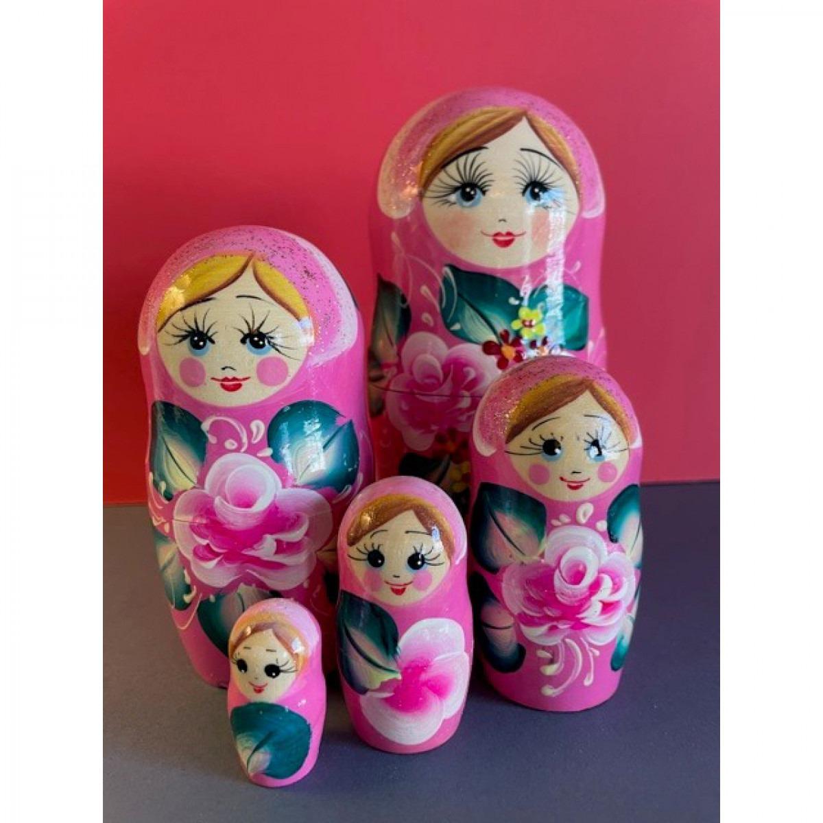 Russian Doll Design 5