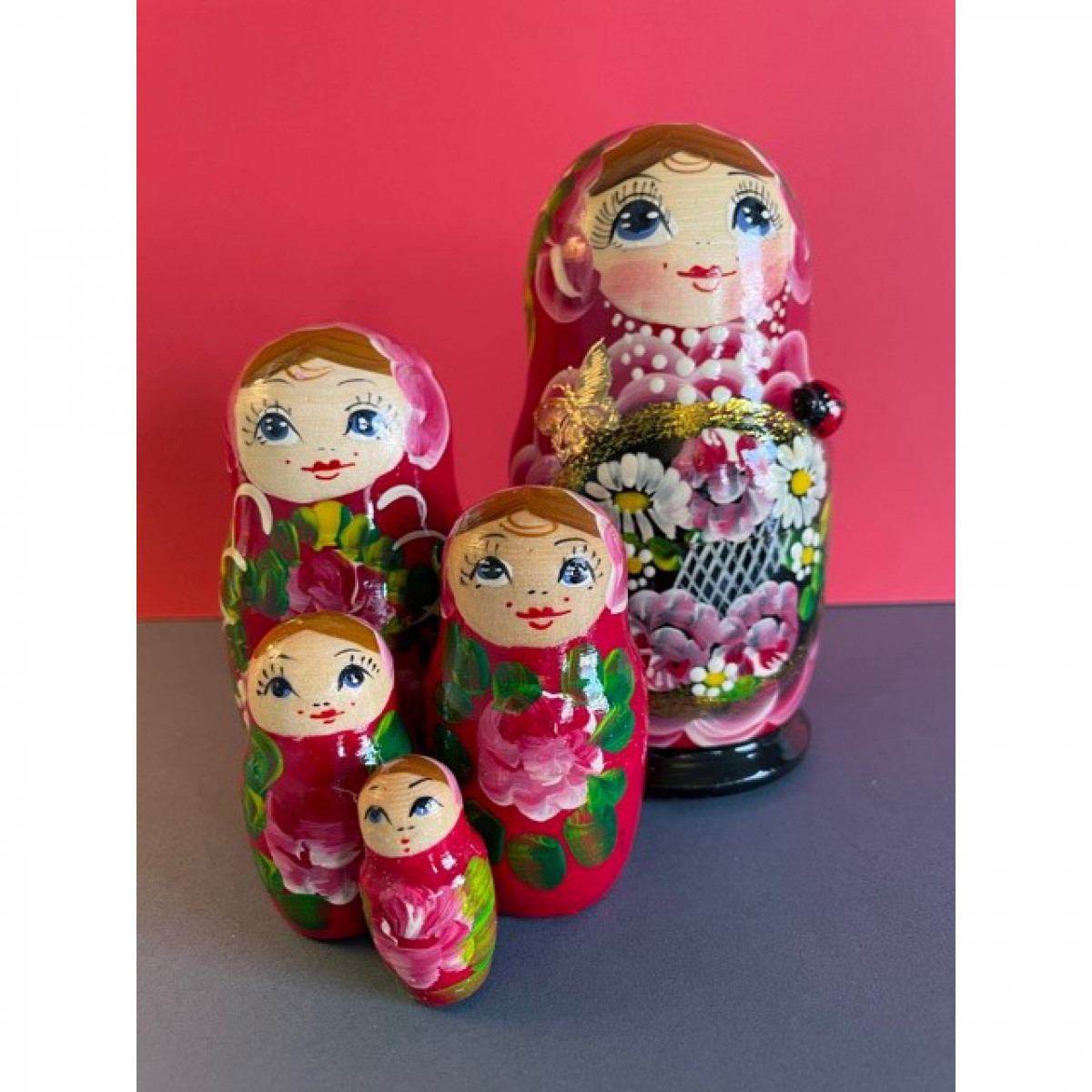 Russian Dolls Design 13