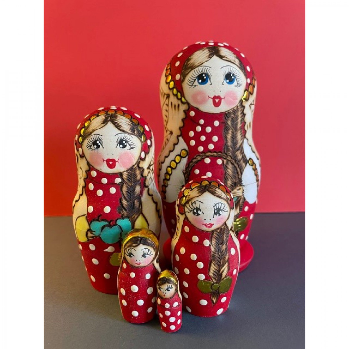 Russian Doll Set Design 6