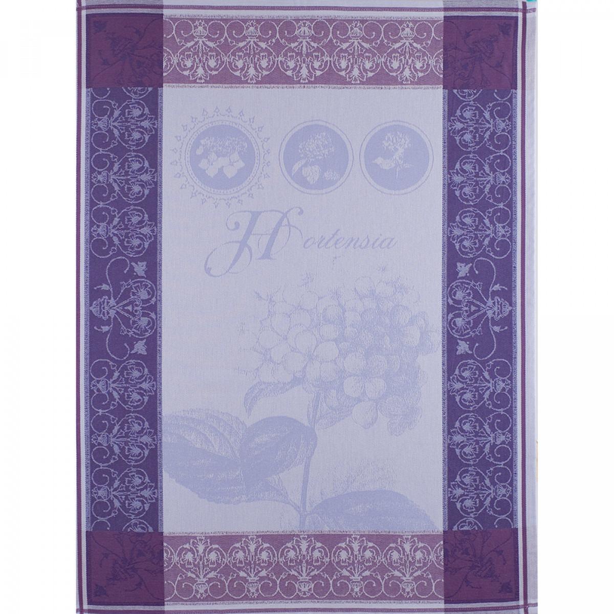 Garnier Thiebaut Hydrangea Tea Towel