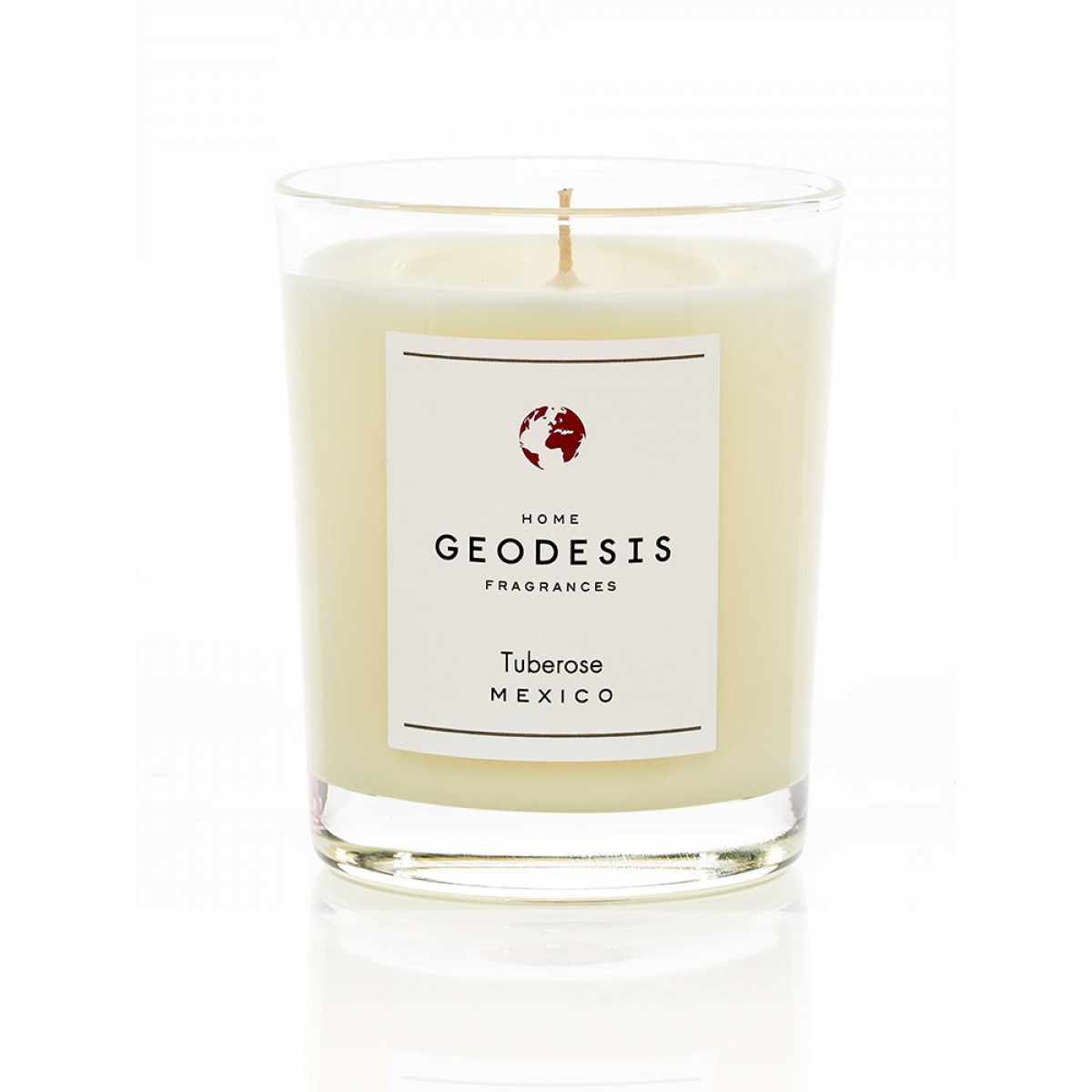Geodesis Tuberose Scented Candle 180g