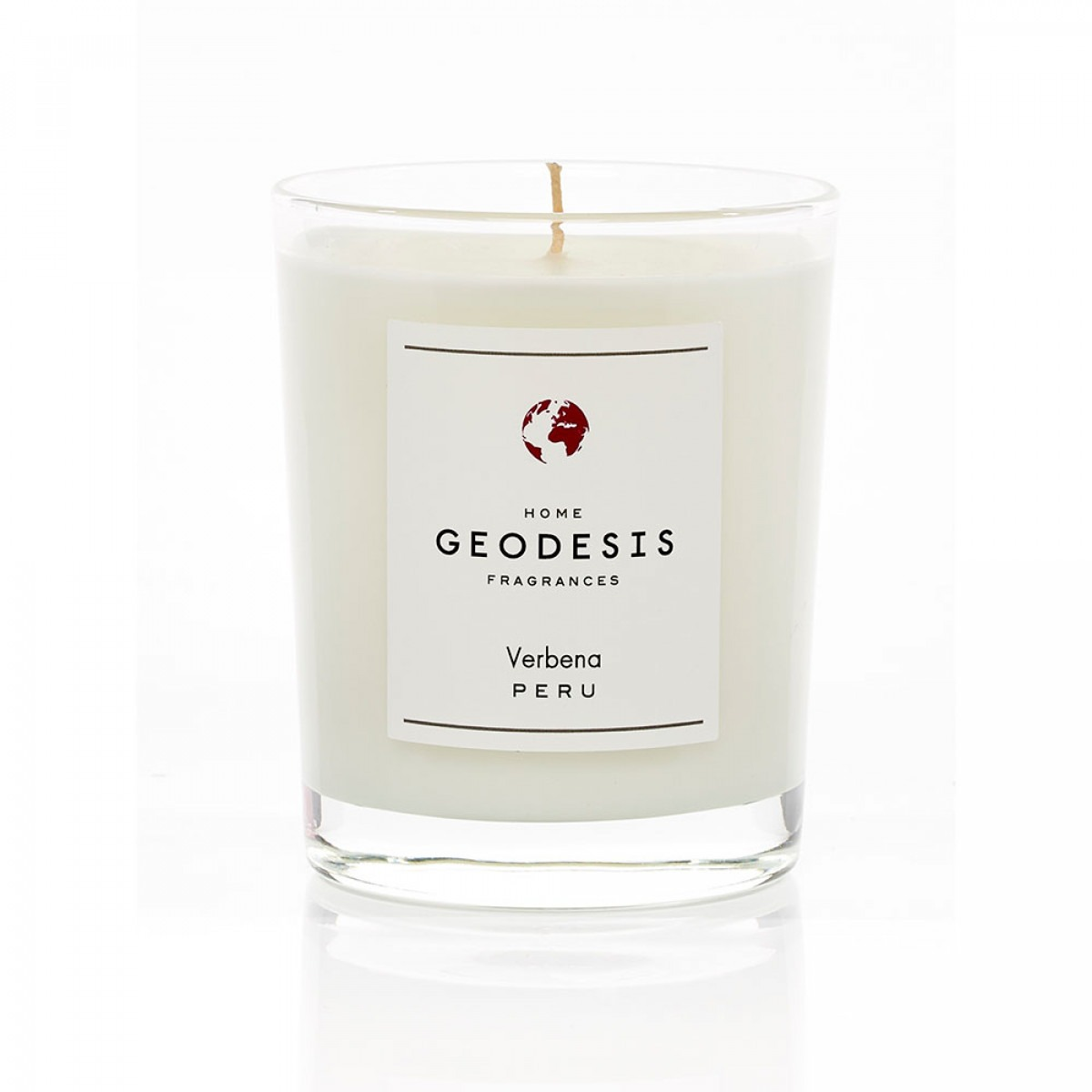 Geodesis Verbena Scented Candle 180g