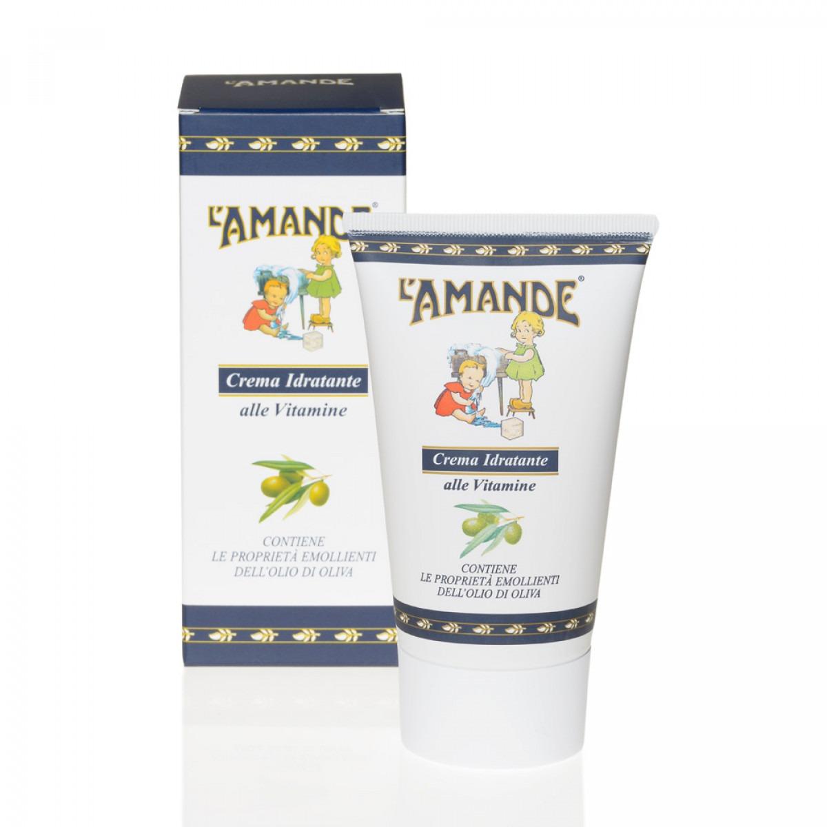 L'Amande Moisturising Cream 150ml