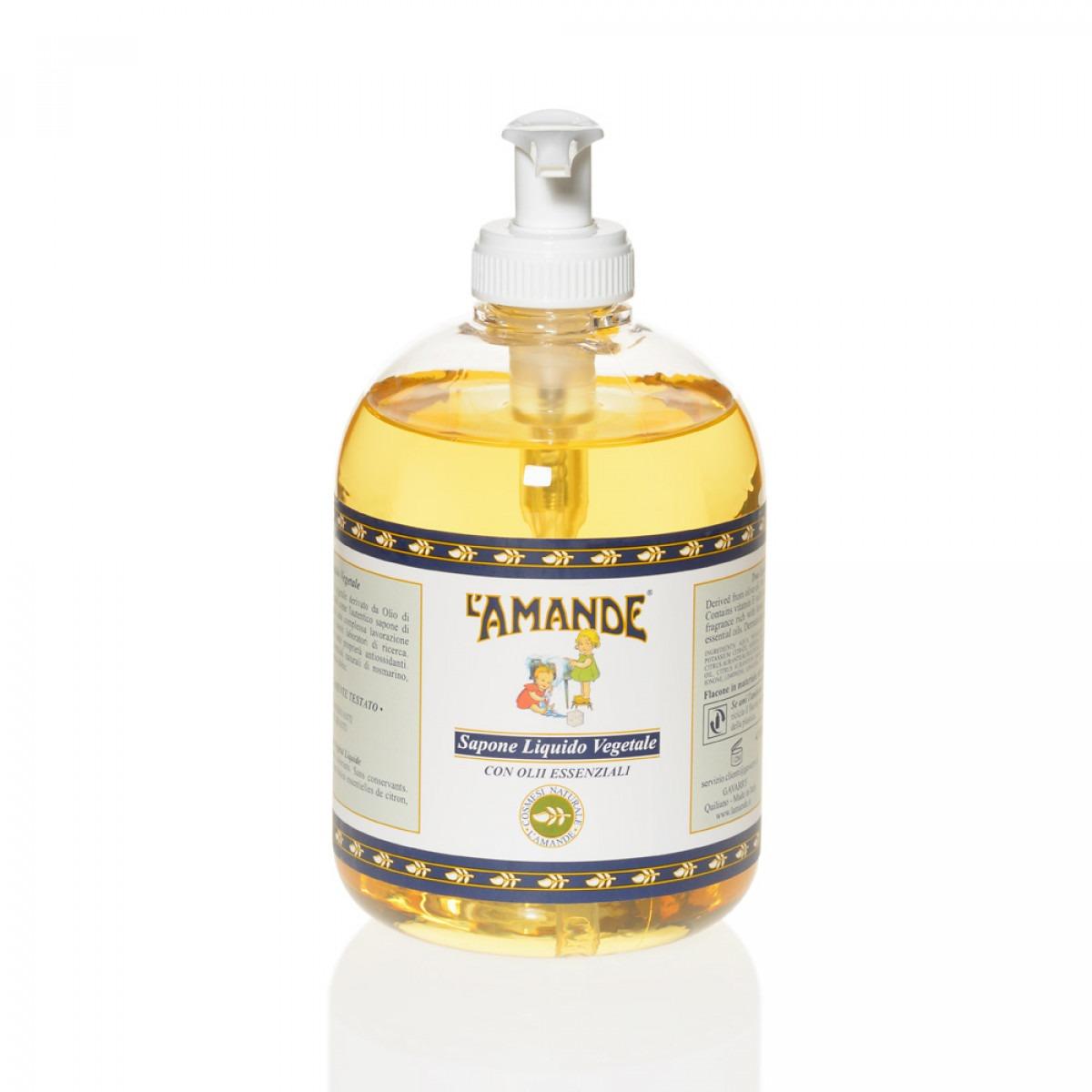 L'Amande Liquid Soap 500ml