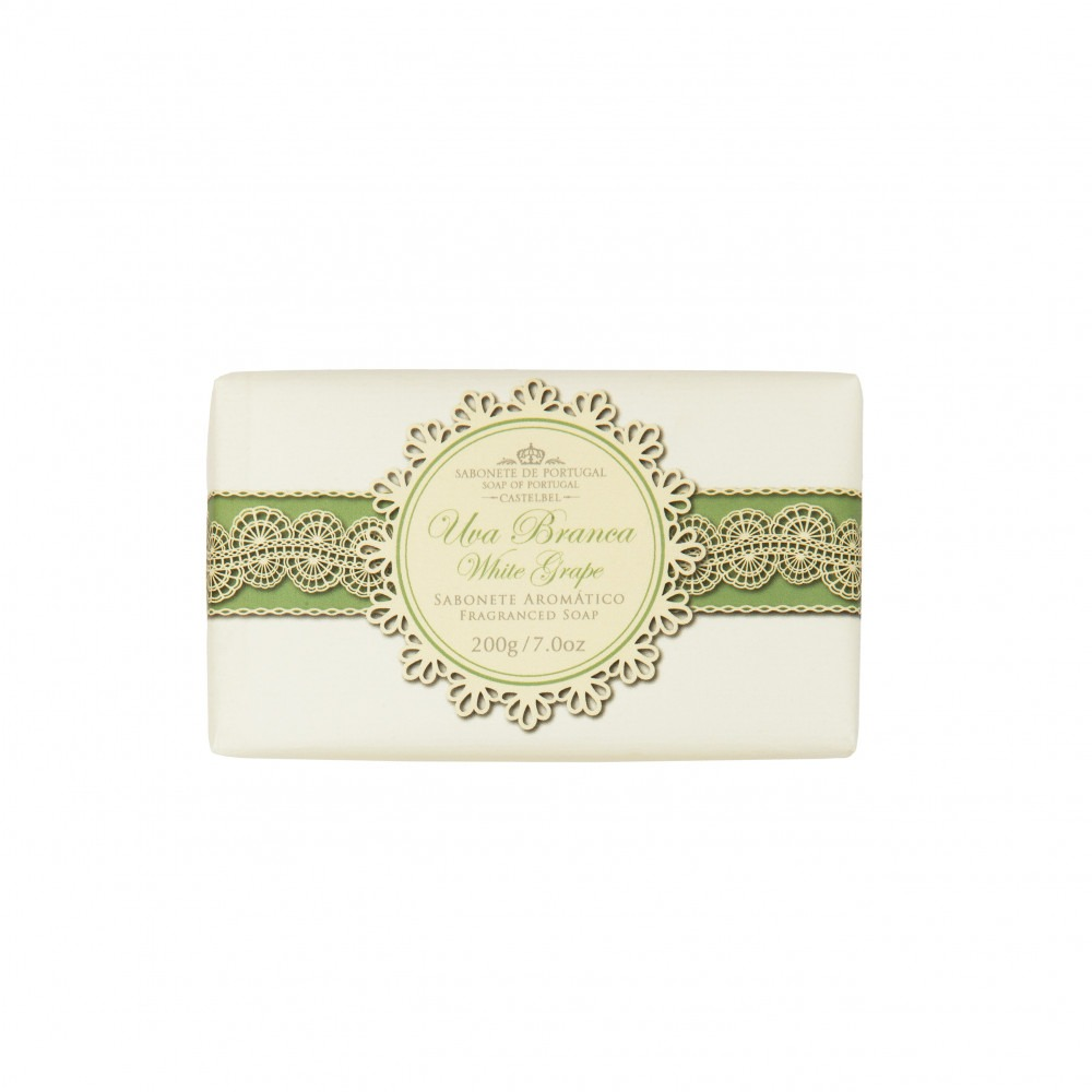 Castelbel Gourmet Soap 200g – White Grape