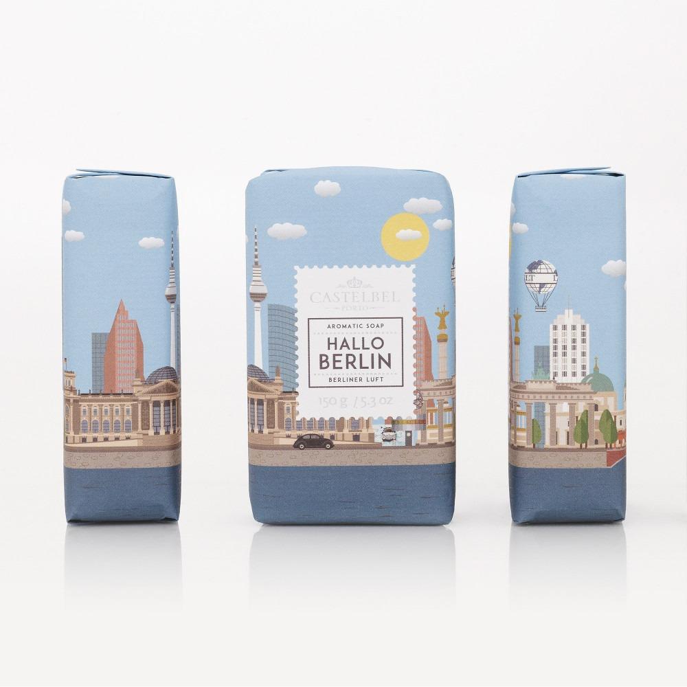 Hallo Berlin – Berliner Luft – 150g