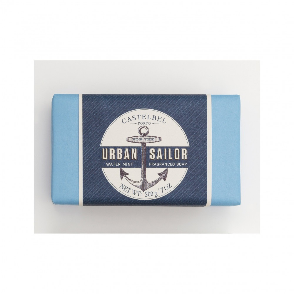 For The Urban Sailor – Water Mint Soap