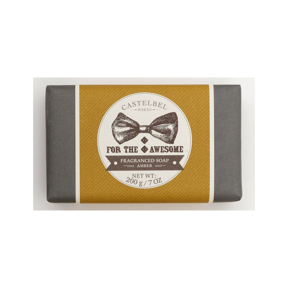 For The Awesome – Amber Soap