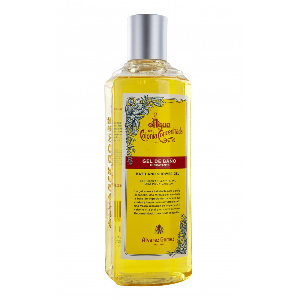 Alvarez Gomez Aqua de Colonia bath & shower gel 300ml