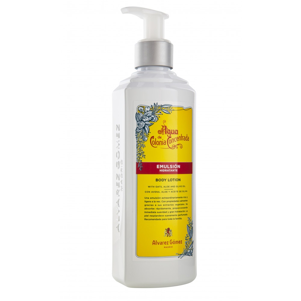 Alvarez Gomez Aqua De Colonia Body Lotion 300ml