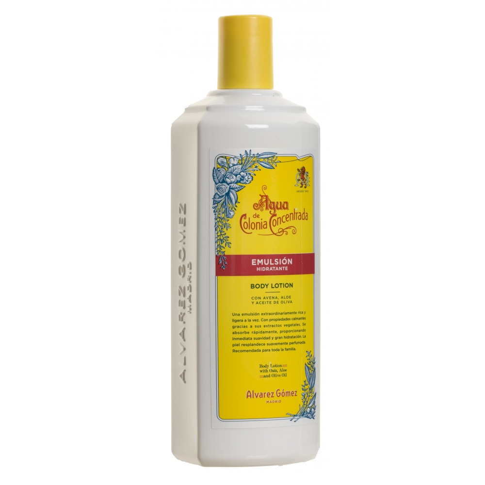 Alvarez Gomez Aqua De Colonia Body Lotion 500ml