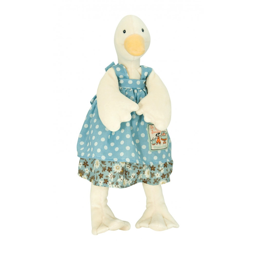 Moulin Roty Petit Famille Jeanne the duck soft toy
