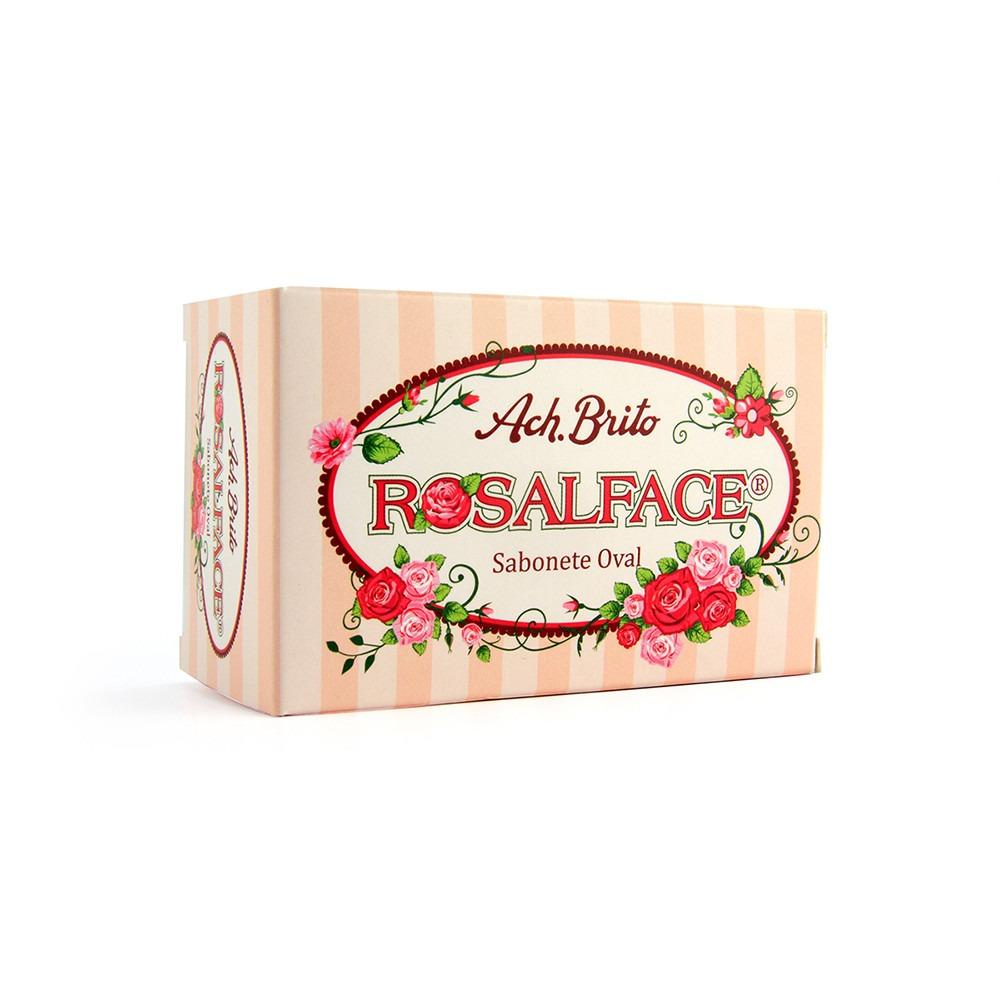 Ach Brito Rosalface Soap 150g