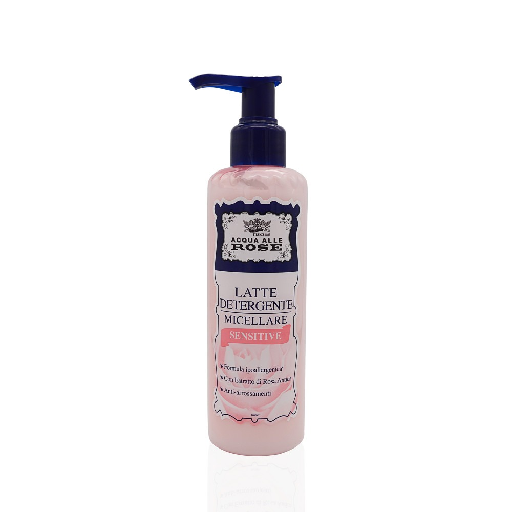 Acqua alle Rose Cleansing Milk 200ml