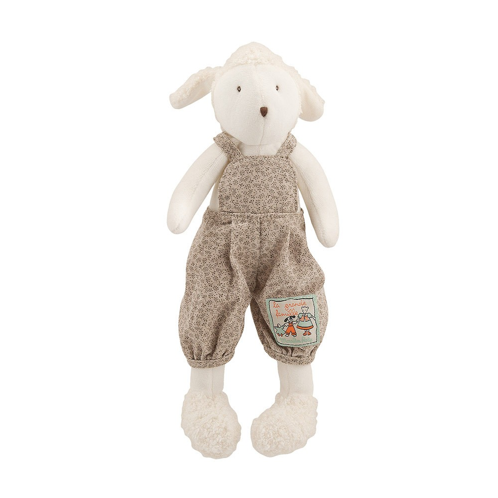 Moulin Roty Petit Famille Albert the lamb