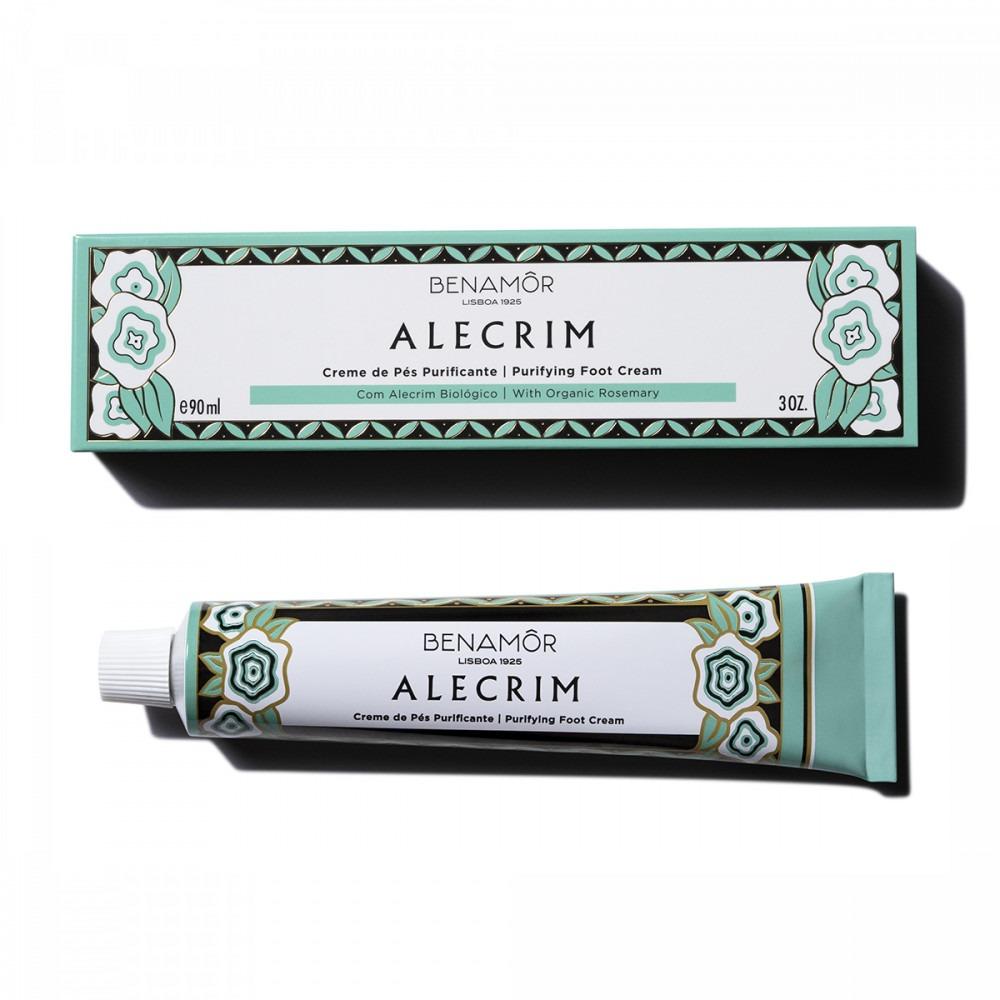 Benamôr Alecrim Purifying Foot Cream 90ml