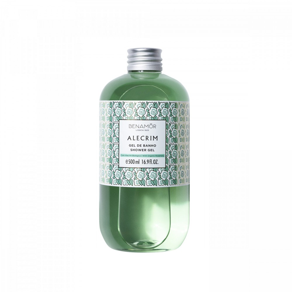Benamôr Alecrim Purifying Shower Gel 500ml