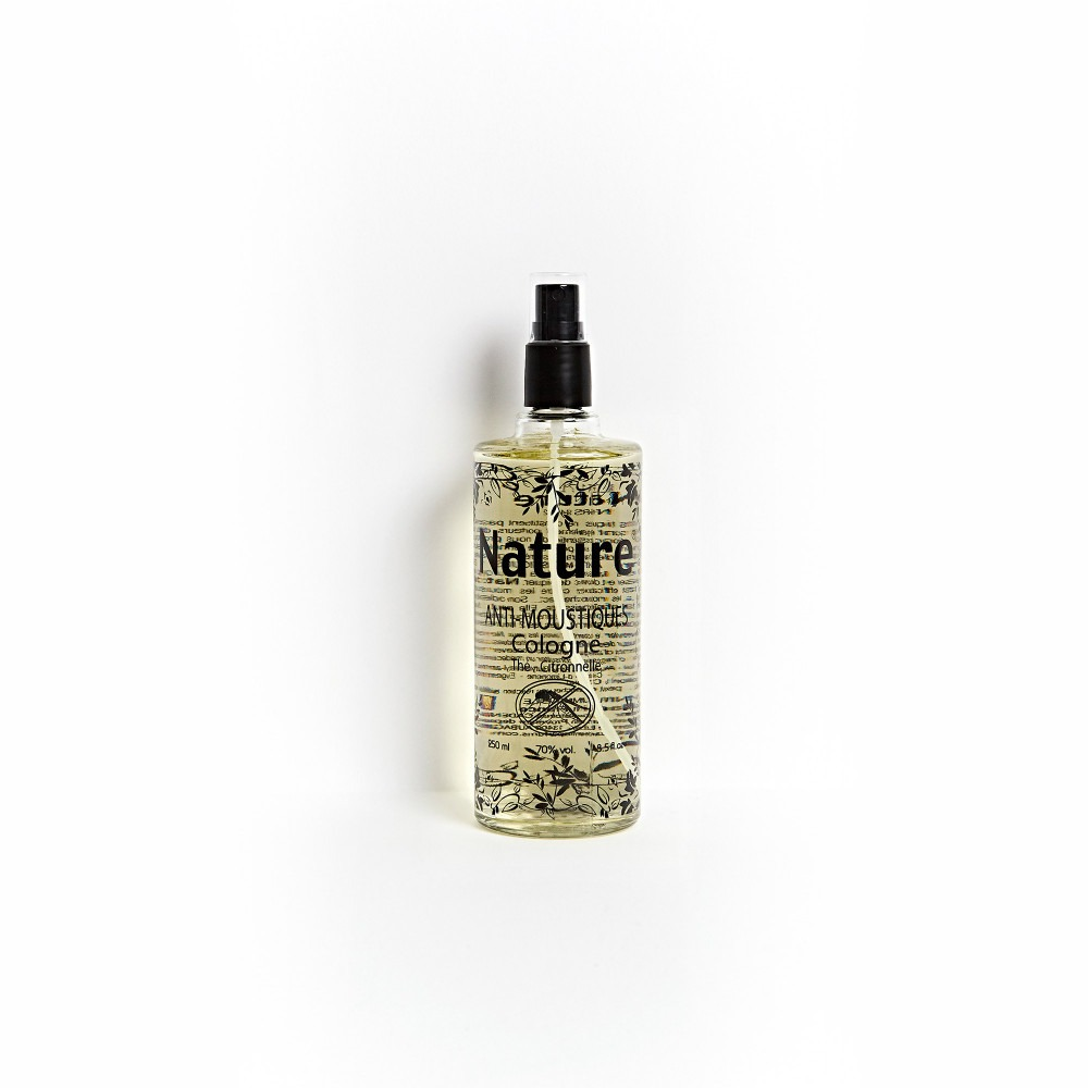Nature Mosquito Spray Lemon Tea 125ml