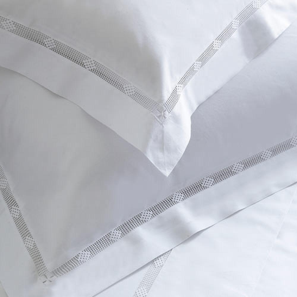 Arlette oxford pillowcase