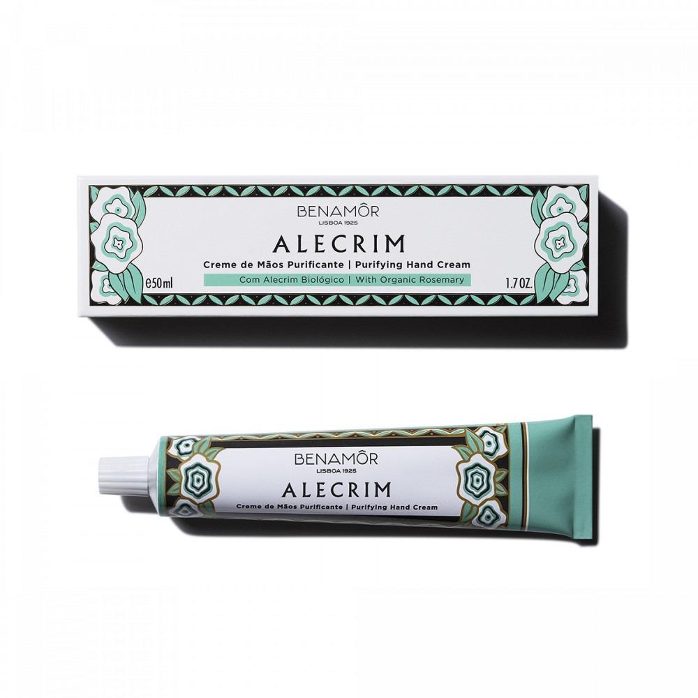 Benamôr Alecrim Purifying Hand Cream 50ml