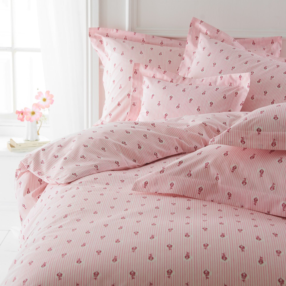 Pink Camille Bedlinen