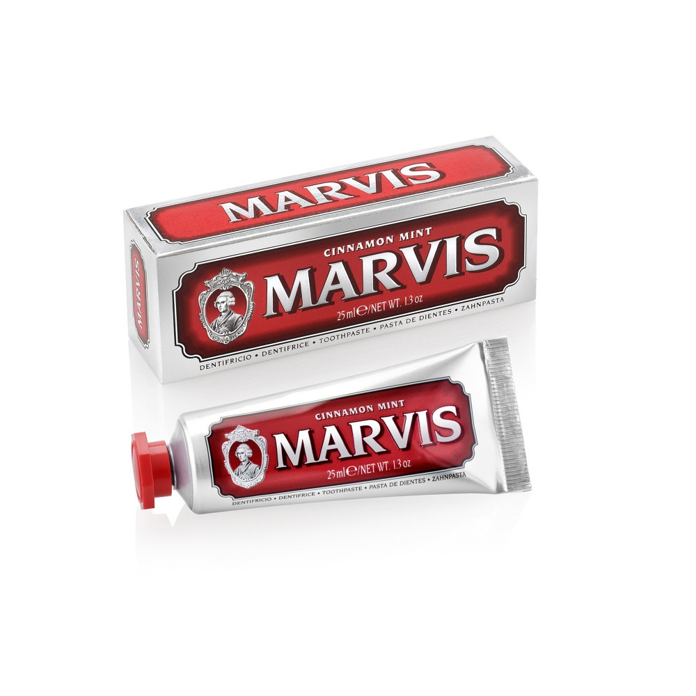 Marvis toothpaste cinnamon mint 25 ml