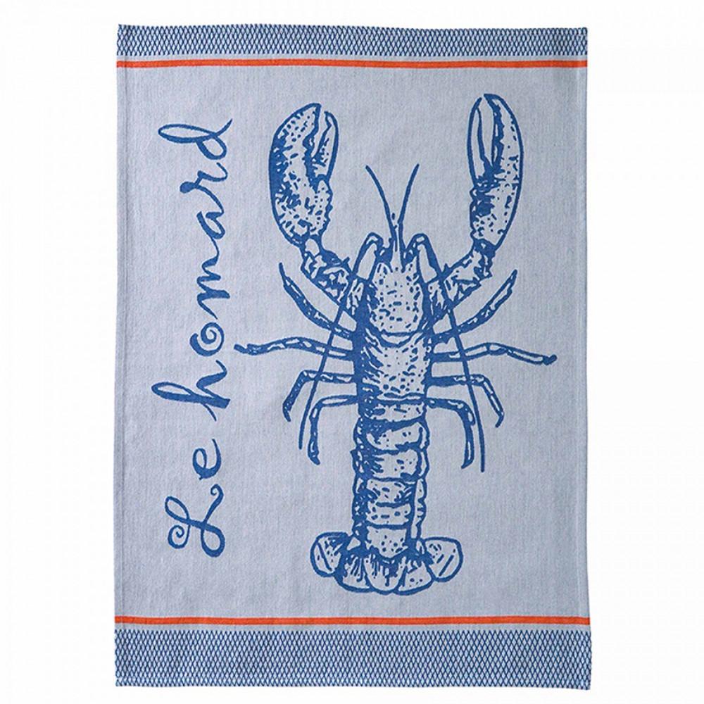 Tea Towel - A La Peche