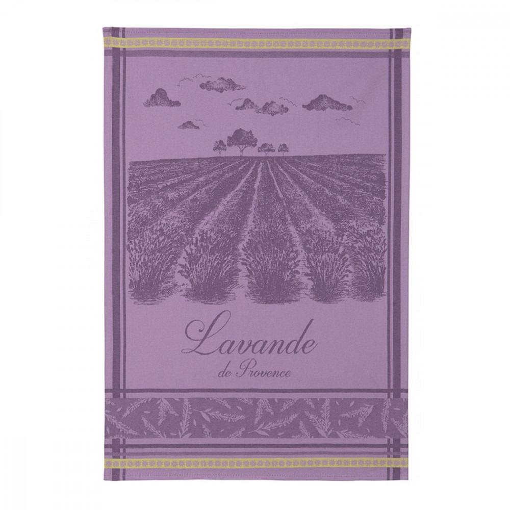 Tea Towel - Chams De Lavande