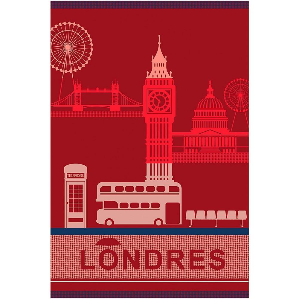 Tea Towel - London City