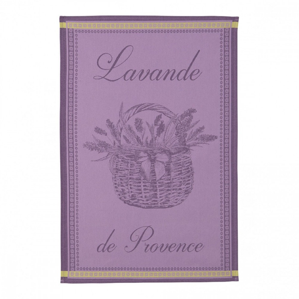 Tea Towel - Panier De Lavande