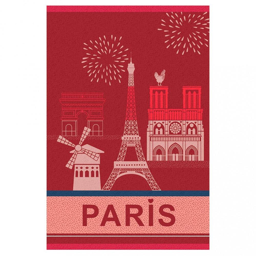 Tea Towel - Paris City